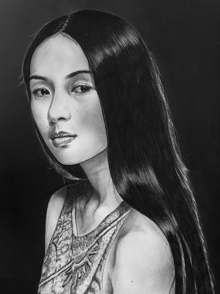 Zhang Ziyi by Corarock